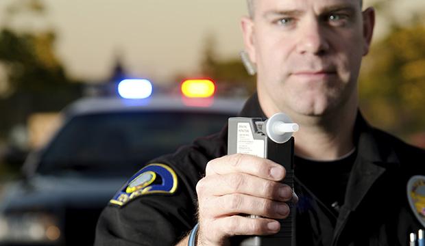 Policía de California & DUI
