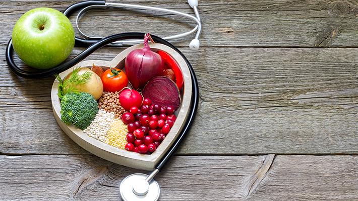 ¡Bien de salud! 5 consejos para mantenerte en forma con una comida saludable