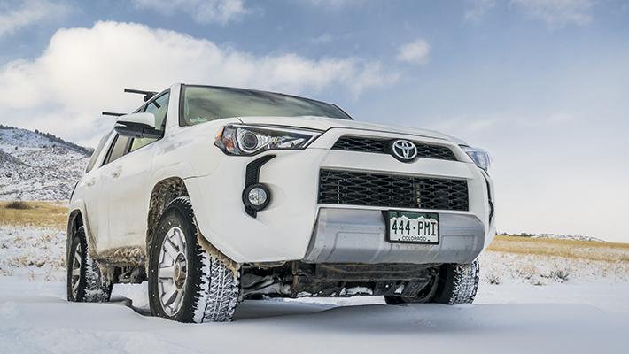 Toyota 4Runner Blanco