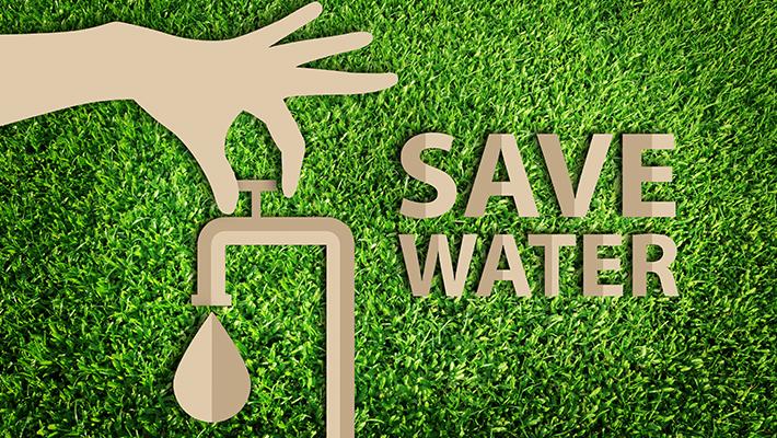 ¡Ahorro en el consumo de agua! Ahorras dinero y ayudas al planeta
