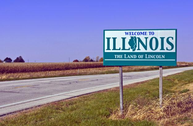 letrero-carretera-bienvenidos-illinois