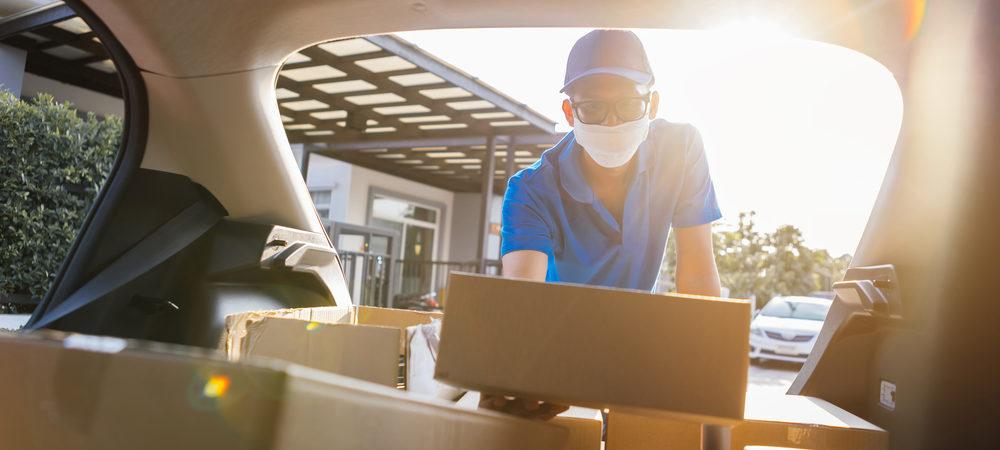 ¿Cómo repartir productos en tu auto?